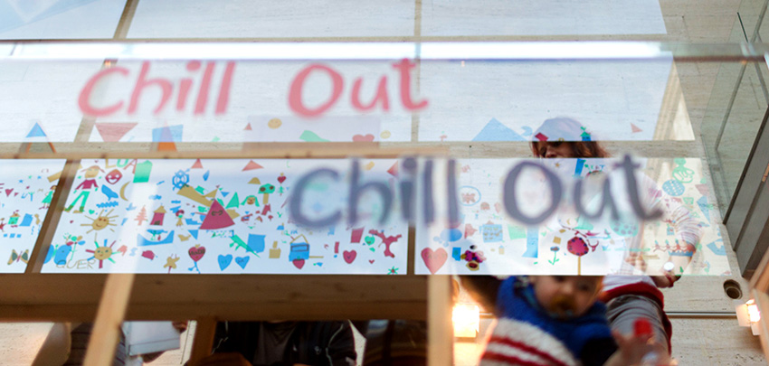 Chill-out Area: Themed Games