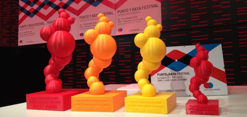 Entrega de Premios PyR 2016