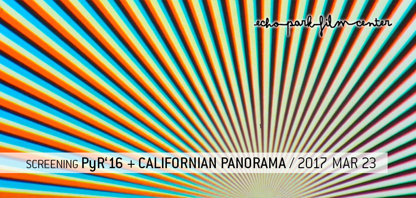 Punto y Raya '16 collection + Californian Panorama
