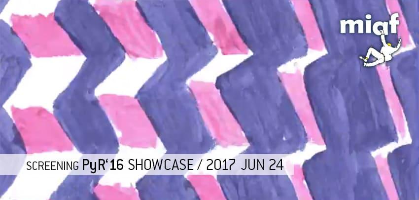 Punto y Raya 2016 Showcase