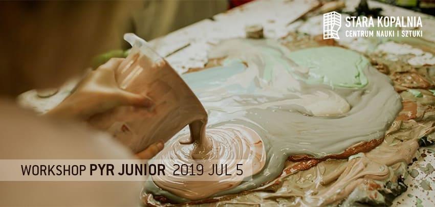 Kropka i Kreska:  Ceramic Patterns in Wałbrzych