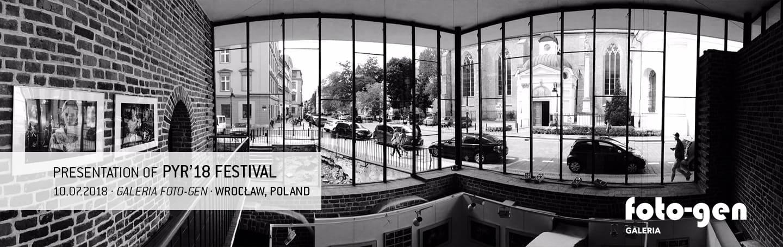 Presentación de PyR Festival + Artistas Polacos invitados