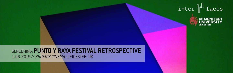 Punto y Raya Festival Retrospective