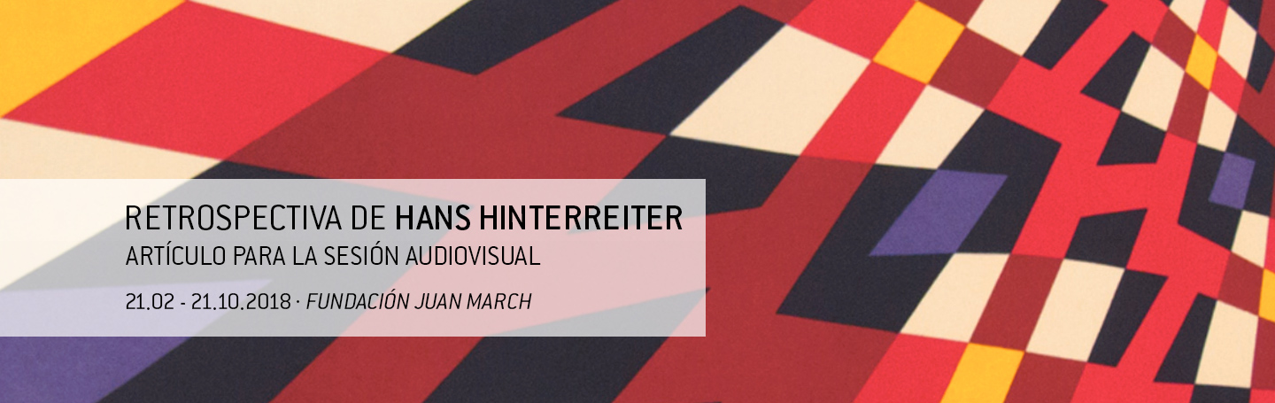 Hans Hinterreiter Retrospective at Museums Fundación Juan March