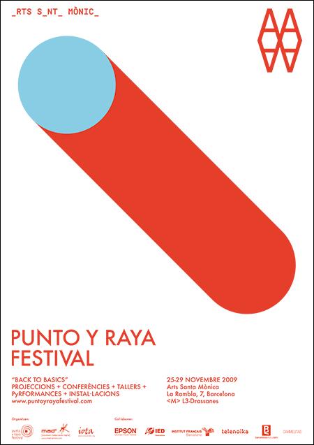 Punto y Raya Festival 2009